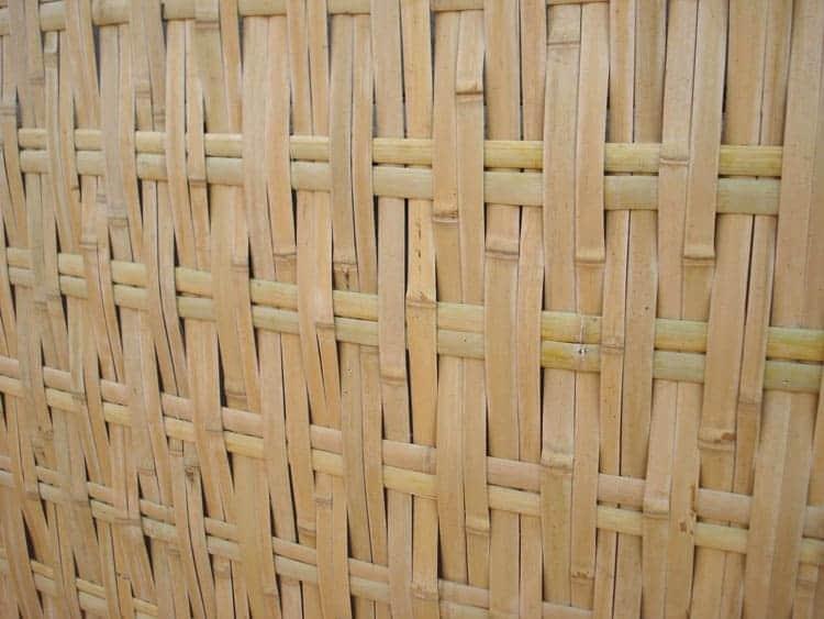 Famosos Esteira de Bambu - Kaska | Playgrounds e Madeiras Ecológicas CZ53